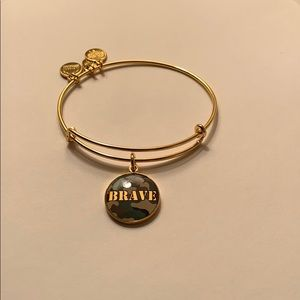 Alex and Ani Brave Bangle